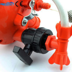 Poultry Equipment Pressure Regulator with Water Level Showing Tube