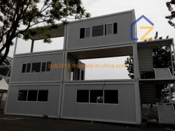 Prefab Flat Pack Sandwich Panel Store/Moveable Folding Container Store/Mobile Store Prefab /Prefabricated Container Store with Sandwich Panel