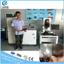 Factory Professional 600W Double Fiber Laser Welding Machine Metal Automatic Handheld