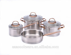 Safety Kitchen Harmless China Wholesale Price Cookware Stainless Steel Cookware