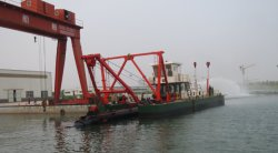 2018 Hot Newest Small 10 Inch Cutter Suction Dredger Sale