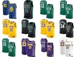 c02660833b8 Top Seller 2018/19 Fast Break Replica Swingman Icon Edition Basketball  Jerseys