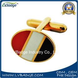 Personalized Cufflink Plating Gold with Your Design