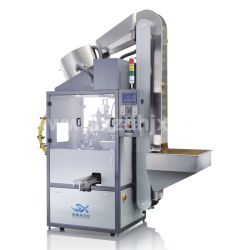 Automatic Medicine Bottle Label Trademark Flexographic Silk Screen Printing Machine