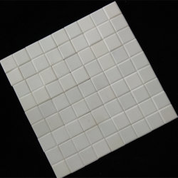 Sticked Low Wear Ceramic Tile for Pipe