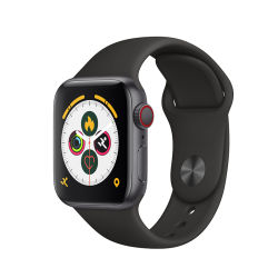 Low-Power Body Temperature Heart Rate Sports Bracelet Phone Call Smart Watch with Microphone and Speaker