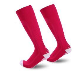 49967da9b5f Sports Men Women Kids Football Socks Outdoor Running Soccer Socks  Breathable Children Boys Stockings Socks Knee