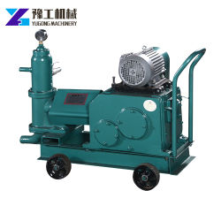 Mortar Slurry Piston Type of Concrete Pump for Grouting Engineering