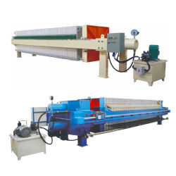 Small Slurry Water Recycling Laboratory Lab Filter Press