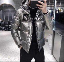 Outdoor Fashion Sport Filling Men Winter Down Jacket