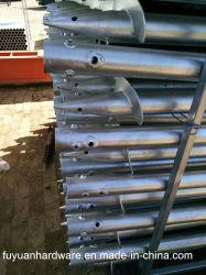 Hot DIP Galvanized Ground Screw