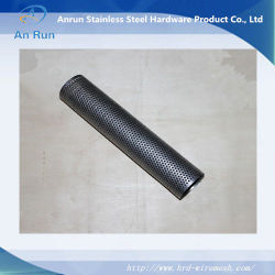 Stainless Steel Perforated Metal Tube Factory with ISO