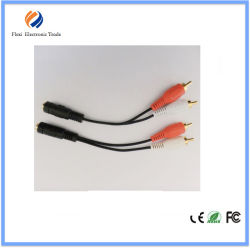 Component AV Video-Audio Cable for PS2 PS3 Console