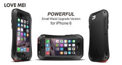 Metal Aluminum Waterproof Case for iPhone Case