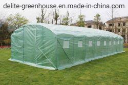 Hoop House Polytunnel Growing Tunnel Wholesale Bulk Price Flower House Film Greenhouse Window Ventilation PE EVA Film Customized