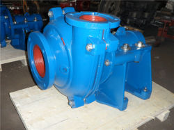 L (R) Cantilevered Horizontal Centrifugal Slurry Pump (100ZJD)