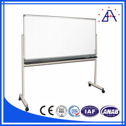 Anodized 6063-T5 Aluminum Profile Whiteboard Aluminium Frame