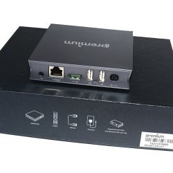 Ipremium IPTV Box with Mickyhop Platform and Stalker Middleware