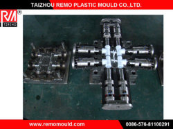 High Quality PVC Collapsible Fitting Mould