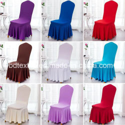 Satin Chair Sash Damask Chair Cover For Party