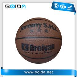 Promotional Waterproof PU PVC TPU Sport Rubber Basketball (B88350)