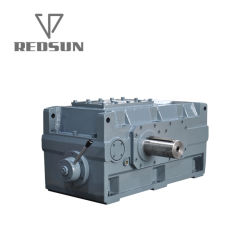 Hh Series Parallel Shaft Output Helical Gearbox for Slurry Pump