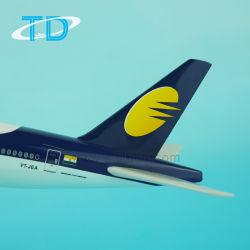 Boeing Plan Model B777-300 Jet Airways 1/200 37cm Fancy Gift for Airlines