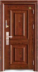 Nigeria Steel Security Door New Design For Outside Door