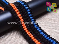 Nylon Elastic Bungee Webbing Pet Dog Leash Harness & Collar for Pet Product Supply