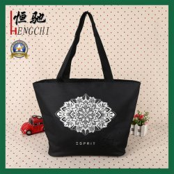 Reusable Oxford Cloth Shopping Tote Leisure Packaging Bag