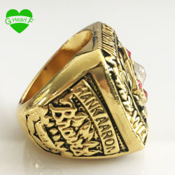 Hot Atlanta Falcons 1998 Super Bowl Ring Sports Drop Shipping Jewelry for Gift