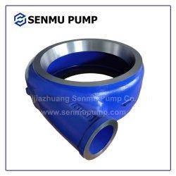 Interchangeable Horizontal Wm Centrifugal Slurry Pump Spare Wet Parts