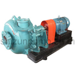 High Efficiency Horizontal Centrifugal Gravel Slurry Pump