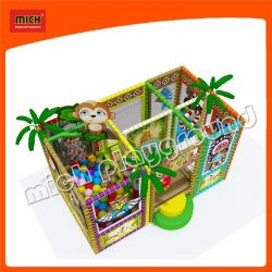 Mich Small Indoor Playground System
