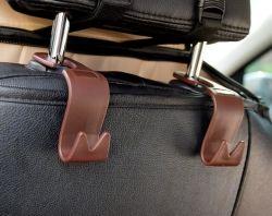 Universal Car Vehicle Back Seat Headrest Hanger Holder Hook for Bag Purse Cloth