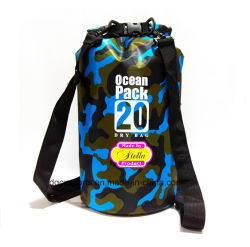 Outdoor Sport Ocean Pack PVC Waterproof Floating Dry Bag, Waterproof Dry Bag Dry Sack, Lightweight Dry Backpack Water Sport
