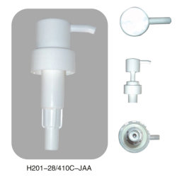 High Quality Elegant Left-Right Switch Type Cream/Shampoo/Shower Gel/Hand Lotion Plastic Pump Dispenser