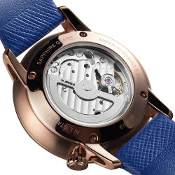 Original Japan Automatic Move't 10ATM Water Resistant Men Stainless Steel Watch (61081M)