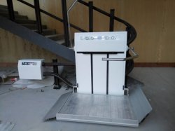 Wheelchair Lift, Inclined Stair Lifts