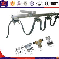 C Rail Track Trolley Cable Festoon System