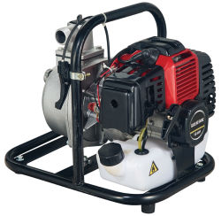 25mm Lift Petrol Water Pump with Single Cylinder Wp10A
