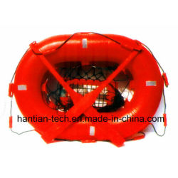 Rescue and Survival Plastic Buoyancy Aid for 8 People (HTF8)
