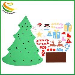 mini ornament outdoor felt topper artificial small diy christmas tree - Outdoor Christmas Tree Topper