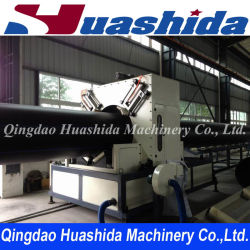 HDPE Pressure Pipe Extruder PE Pipe Extrusion Line