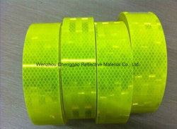 High Visibility Neon Yellow Safety Reflective Adhesive Tape (C5700-FY)