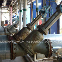 Y-Type Slurry Valve for Alumina Processing