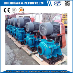 Ah Slurry Pumping Equipment for Gold Processing Plant