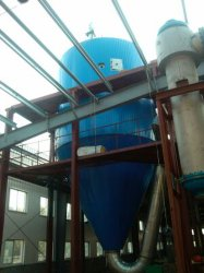 Sulphur Slurry Dedicated Spray Dryer