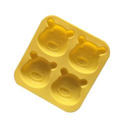 Winnie The Pooh Shape Silicone Cake Mold/ Silicone Chocolate Mold/Silicone Ice Mold