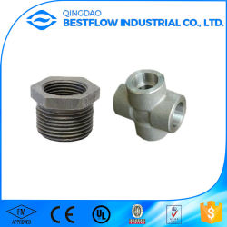 High Pressure Forged Steel Pipe Fittings
